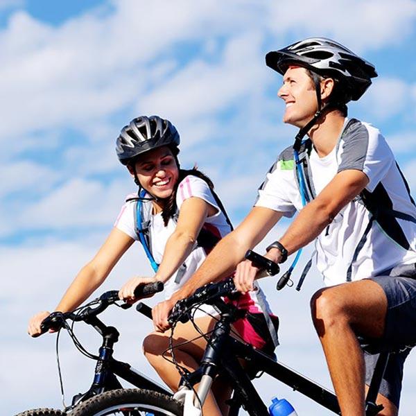 Con le nostre bici in giro per il circondario